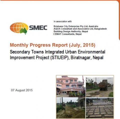STIUEIP Biratnagar July 2015