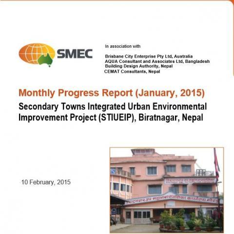 STIUEIP Biratnagar January 2015