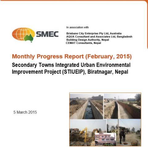 STIUEIP Biratnagar February 2015