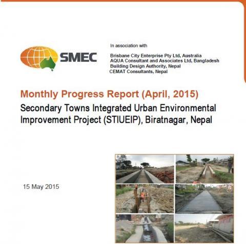 STIUEIP Biratnagar April 2015