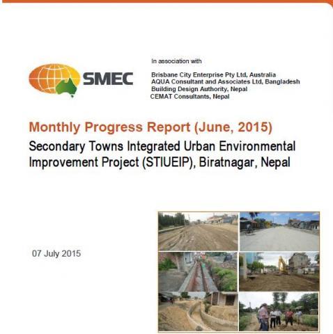 STIUEIP Biratnagar June 2015